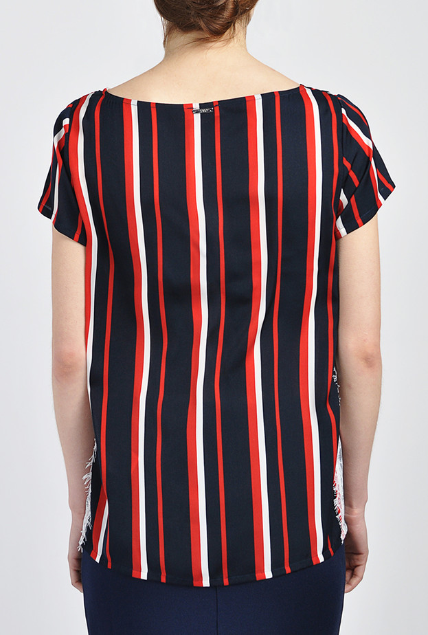 Стильные блузки из италии доставка